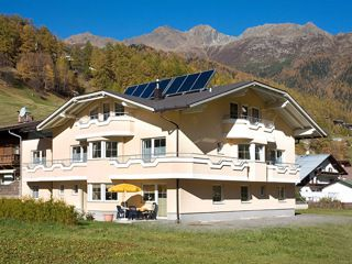 Privatvermieter Sölden Appartement Le Jardin picture 1
